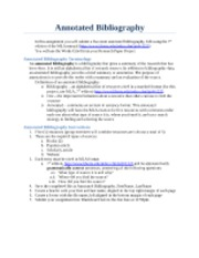 EVAN 101 Annotated Bibliograph instructions(1)
