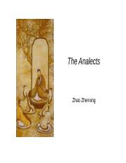 the Analects 2.ppt