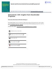 Demand for CSR Insights from Shareholder Proposals.pdf