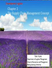 logistics&scm-Chapter2