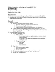 Ruether Ch. 8 notes guide