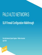 07 SLR Firewall Configuration Walkthrough.pdf