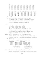 HW Solutions Stat 59