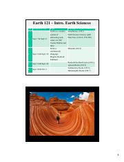 006_Earth 121_Igneous and Sedimentary Rocks_2 slides per page.pdf