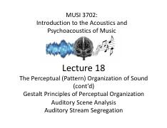 Lecture 18 - Wright - Auditory Gestalt - Auditory Scene Analysis (PDF)