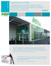 ASDA case study for MIS assignemnt