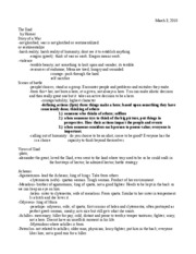 March 3- Iliad