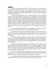 case study the a7d affair