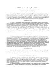dissertation critique example