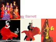flamenco danicing project spanish