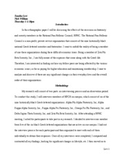 Anthro 2-Ethnography Paper Final Draft