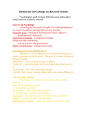 psy study guide