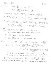Homework Assignment 10 Solution