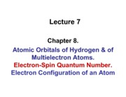 Lecture-2013-135-07-many-electron atoms-e spin quantum number-electron configuration