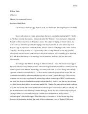 Helena Waks%27s Research Paper Final Exam for Arcaeology topic!!.docx