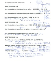 ACCT 203 Chap 11 Reduced Solutions Annotated