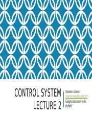 Control system lecture 2.pptx
