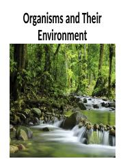 BI111Y-Wk 1- Organisms and Their Environment.ppt