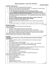cover letter temple ba 2196 spring 2015 writing assignment cover