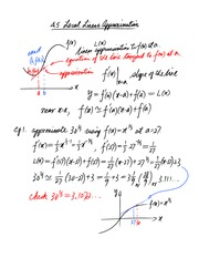 lect29 Linear approximation