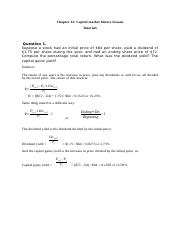 MBA516 Tutorial chapter 12 solutions.docx