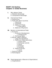 MGMT 153 Chapter 3 Outline(2)