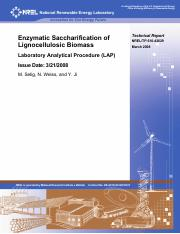 NREL LAP ENZYME SACCHARIFICATION (1)