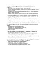 Test 1 questions