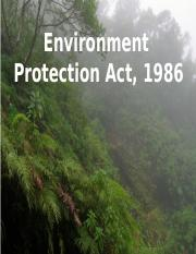 Environment, Air, Water Protection Acts.pptx