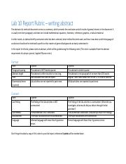 U2Lab10_Magnetic_Fields Rubric - Abstract