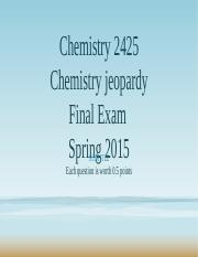 Chemistry 2425_final_classexercise anwers.pptm