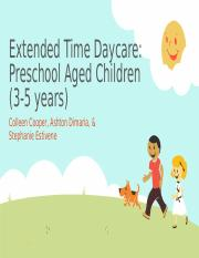 Extended Time Daycare- Team Blue RUA.pptx