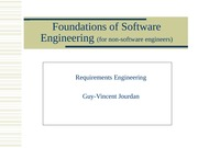 RequirementsEngineering