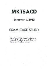 Exam Case Study - LMS Version-1