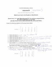 Assignment - 3&4 - Solutions.pdf