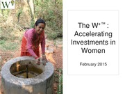 UGBA 192T Women in Business: Accelerating Investments for Women Lecture