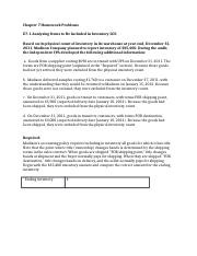Financial Accounting Chapter 7 Homework Problems BLANK.docx