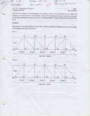 CEE 379 - Berman - Fall 2011 - Homework 1