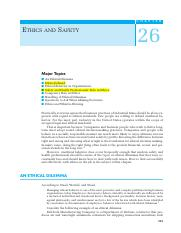 261 Ch26 syl Ethics and Safety