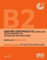 Pdf prüfung modelltest a1 goethe institut Free Goethe