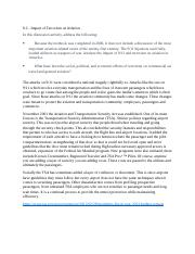 8.2 - Impact of Terrorism on Aviation.docx