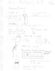 (AP)AH-Aegean art notes
