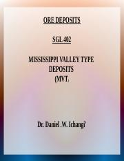 the geology of ore deposits guilbert and park pdf