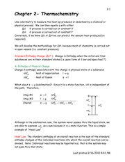 CHEM 481 Lecture Notes _Engle 2nd - Chapter 4_
