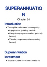 24 (Superannuation)[1]