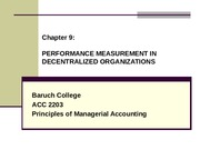Chapter 9 PERFORMANCE MEASUREMENT_updated Mon
