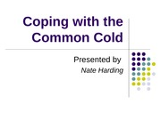 Lab_1-1_Common_Cold_Concerns