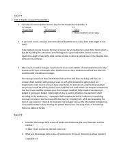 Week 2 Assignment 2 Census Case Studies.docx