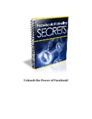 FacebookMarketingSecrets