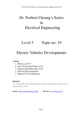no.1 electric_vehicle_developments